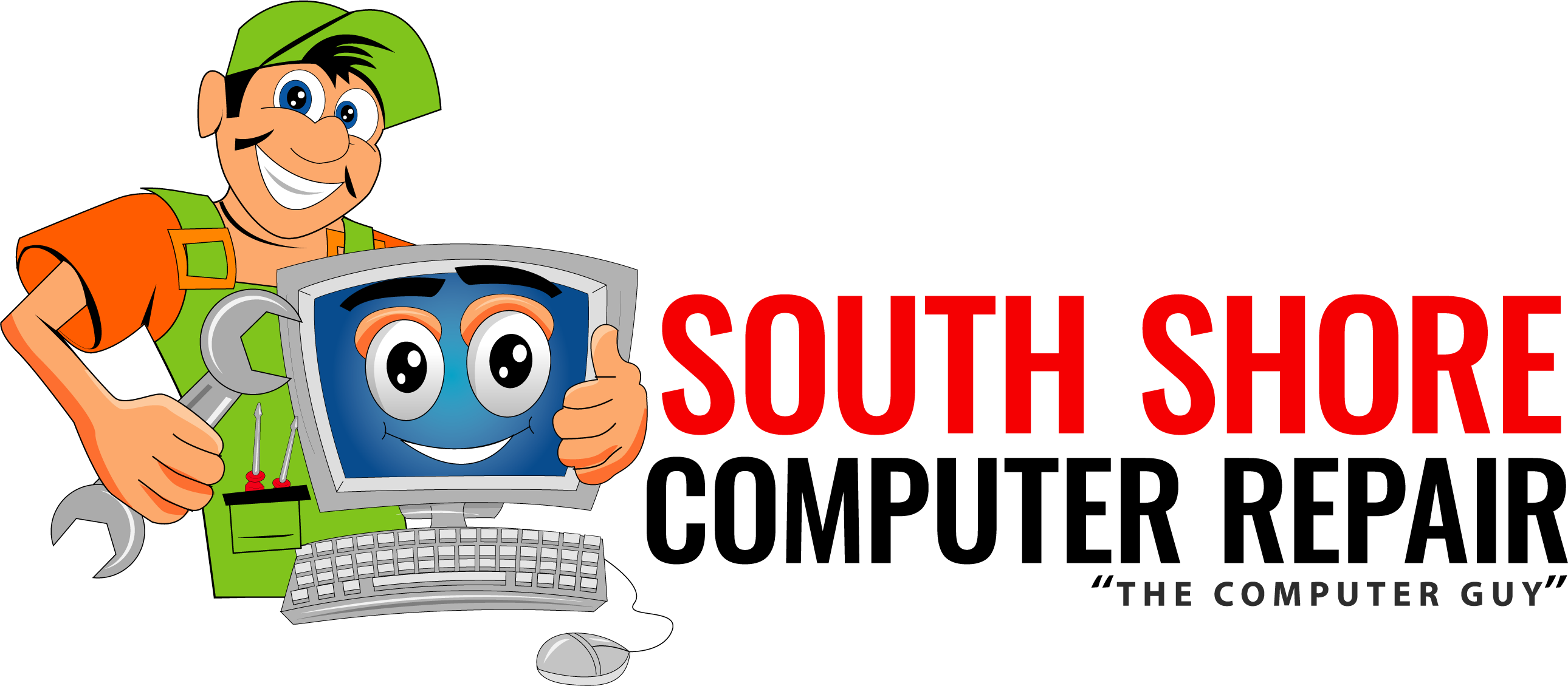 South Shore Computer Repair Logo